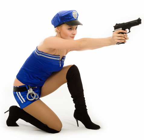 cop-girl-with-gun