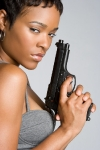 sexy-black-girl-with-gun