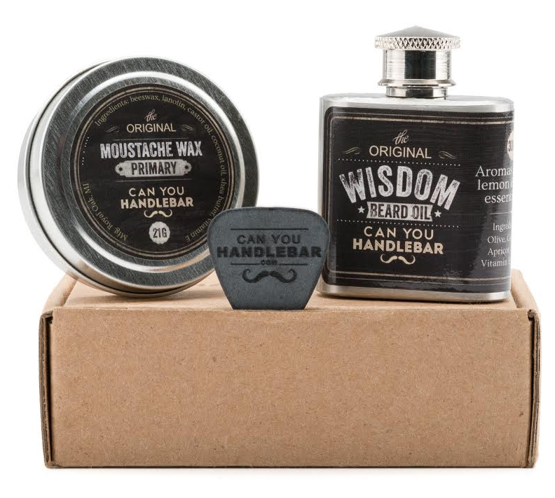 Can You Handlebar Makes Beard and Mustache Oil.