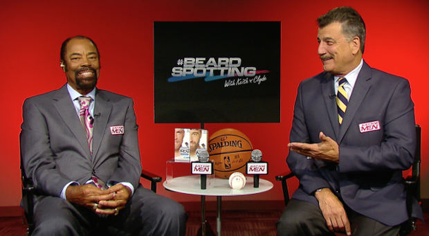 #Beardspotting For Just For Men With Keith And Clyde.